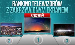 Ranking Telewizorów z Zakrzywionym Ekranem - Poznaj 10 TOPowych Modeli!