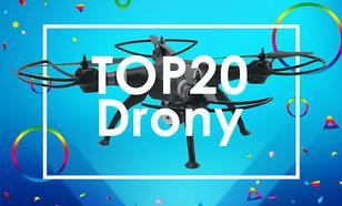 Zestawienie TOP 20 Dronów - Sprawdź Najnowocześniejsze Modele!