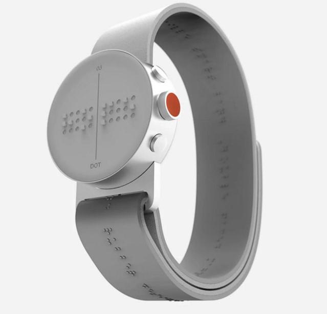 Smartwatch dla niewidomych