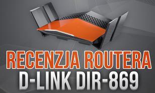 Recenzja Routera D-Link DIR-869