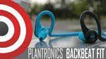 Plantronics BackBeat FIT - Słuchawki dla aktywnych sportowo - Test - Recenzja - Prezentacja PL