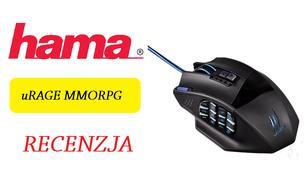 Hama uRage MMORPG - Solidny Gryzoń o Osiemnastu Przyciskach!