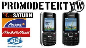 Ranking telefonów komórkowych GSM - lipiec 2010