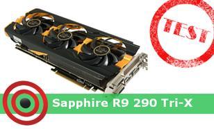 Sapphire R9 290 Tri X - test niereferencyjnej konstrukcji