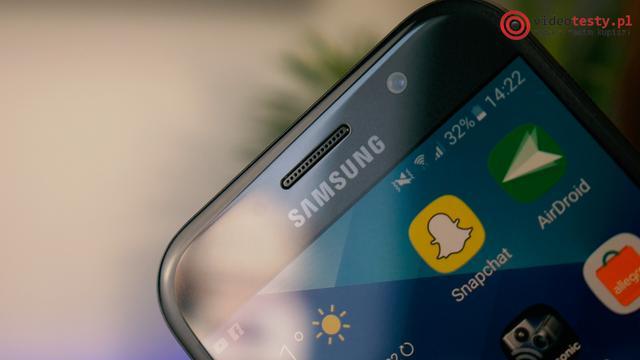 Zalety Galaxy A5