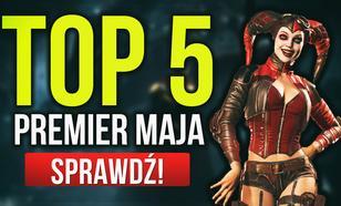 Najlepsze Premiery Gier Maja 2017 – Prey, Injustice 2, Inner Chains, Shadow Warrior 2, Get Even
