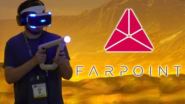 PS VR Aim Controller