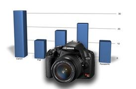 Ranking aparatów cyfrowych - luty 2011