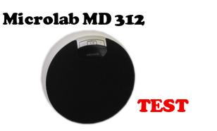 Microlab MD 312 test głosnika bluetooth [TEST]