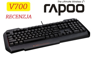 Rapoo V700 - Solidna Klawiatura Mechaniczna