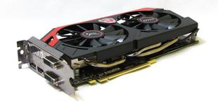 MSI GTX 760 Twin Frozr OC Edition