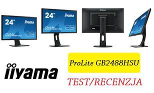 iiyama ProLite GB2488HSU - czyli gaming w najlepszym wydaniu!