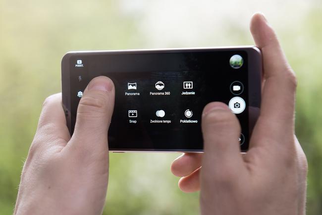 Aparat i zdjęcia w LG G6