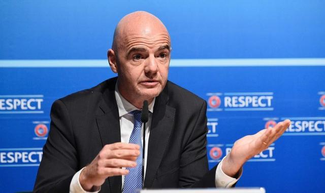 Prezydent Fifa