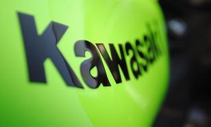 Elektryczne Dwa Kółka z Kierownicą od Kawasaki