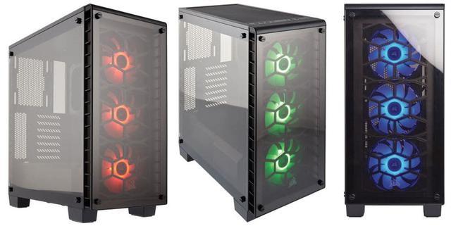 Obudowa Crystal 460X RGB