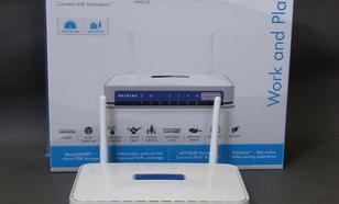 Netgear JNR3210 N300 router [TEST]