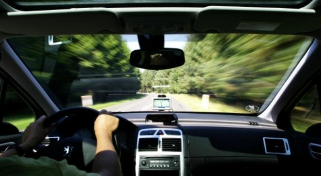 nagrywanie jazdy samochodem