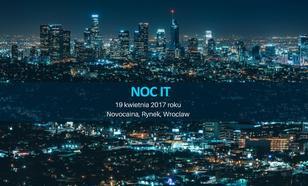 Noc IT - Druga Edycja Znów we Wrocławiu