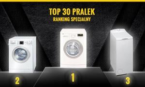 Najpopularniejsze Pralki 2015/2016 - Zobacz Najnowsze TOP 30