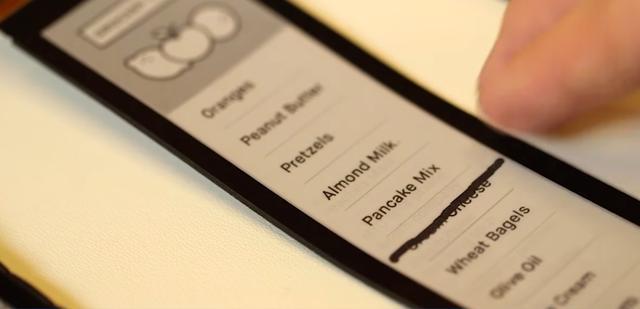 wyginalny ekran przyszlosci technologie przyszlosci ciekawostki