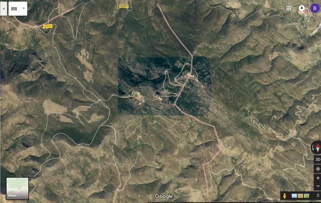 roses hidden base ukryta baza wojskowa google maps