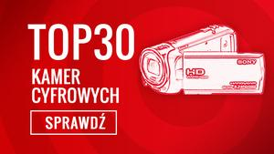 Zestawienie Czołowych Kamer - Sprawdź TOP 30 Hitów na Wakacje!