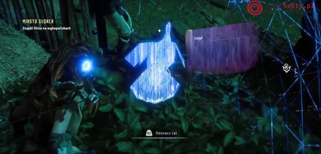 Zrzut Ekranu Horizon Zero Dawn