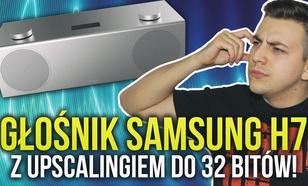 Samsung H7 - 32-bitowy, Bezprzewodowy Głośnik z CES 2017
