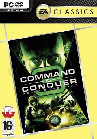 Gier PCGra PC Command&Conquer 3: Wojny o Tyberium Classic