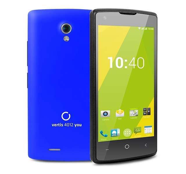 Kolorowy smartfon Overmax Vertis 4012 You