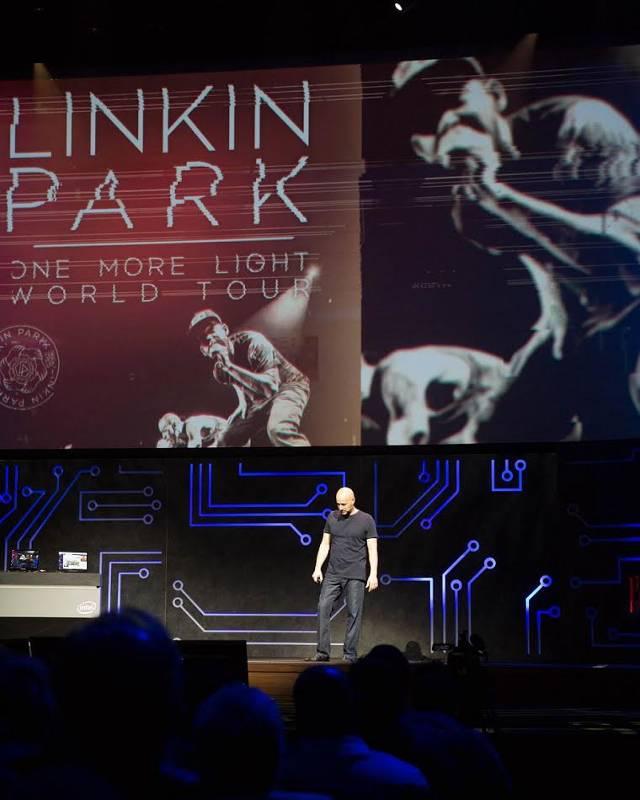 Intel upgrade'uje Linkin Park