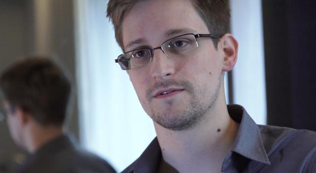 Edward Snowden ujawnił wiele tajnych dokumentów