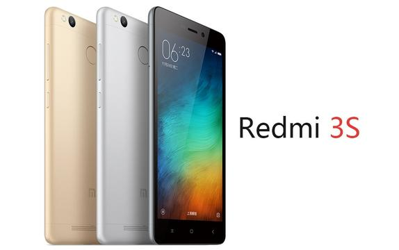 Xaiomi Redmi 3S