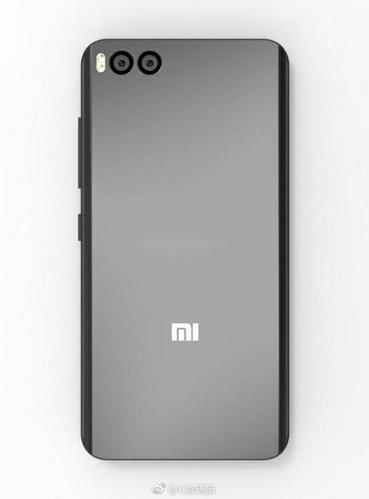 oficjalna grafika xiaomi mi6