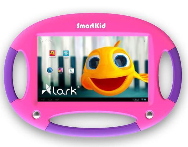 Lark Smartkid 7 (różowo-fioletowy)