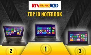 TOP 10 Notebooków według RTV EURO AGD - Zobacz Zanim Kupisz!