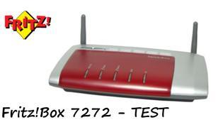 Fritz!Box 7272 - centrum inteligentnego domu