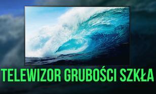 LG SIGNATURE W7 - Telewizor Grubości Szkła! Polska Premiera. Czym Się Charakteryzuje?