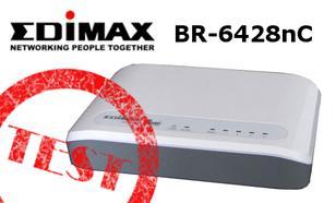 Duże anteny - duży zasięg. Test Edimax BR-6428nC