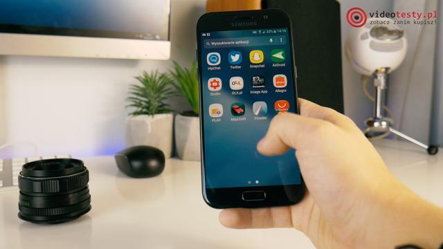Wydajność Galaxy A5