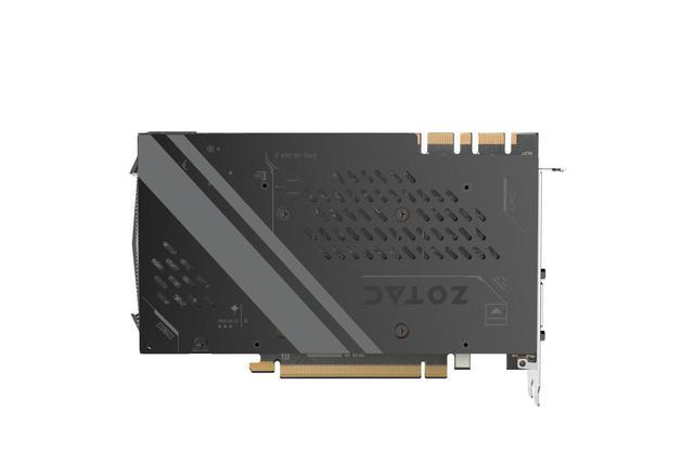 Tył karty 1080Ti Mini