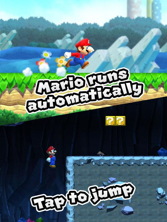 Super Mario Run - Wersja Android