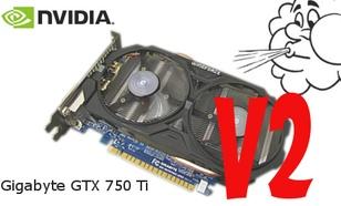Gigabyte GTX 750Ti Windforce po raz drugi!