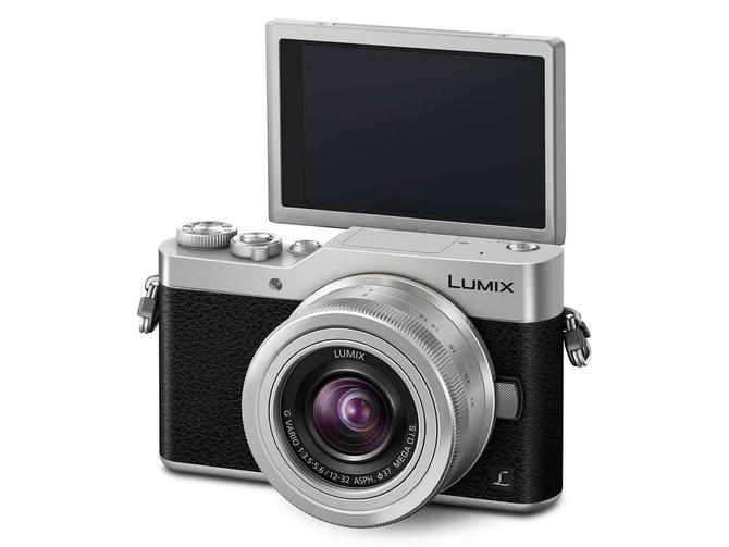 Lumix GX800 Przód