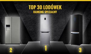 Najlepsze Lodówki 2015/2016 - Ranking TOP 30 Lodówek