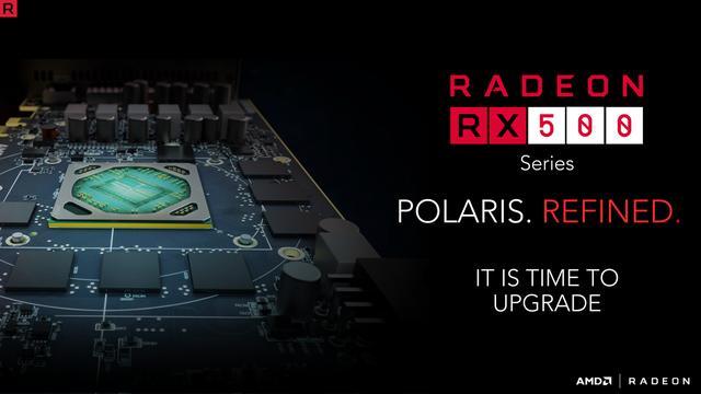 Układ graficzny RX500