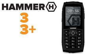 MyPhone Hammer 3 - Wytrzymały Telefon za Niewielkie Pieniądze