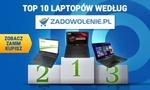 Ranking Polecanych Notebooków - TOP 10 ze Sklepu Zadowolenie.pl