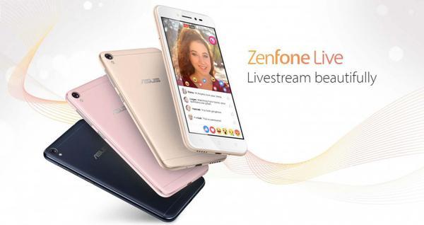 ZonFone Live